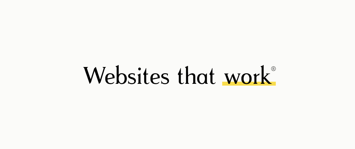 Websites that work